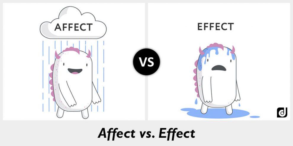 difference between affect and effect - 990×495