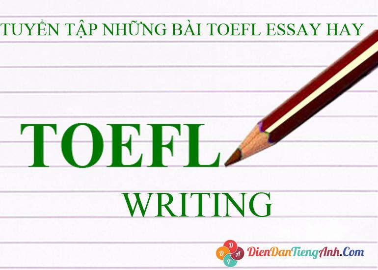 toefl essay #005
